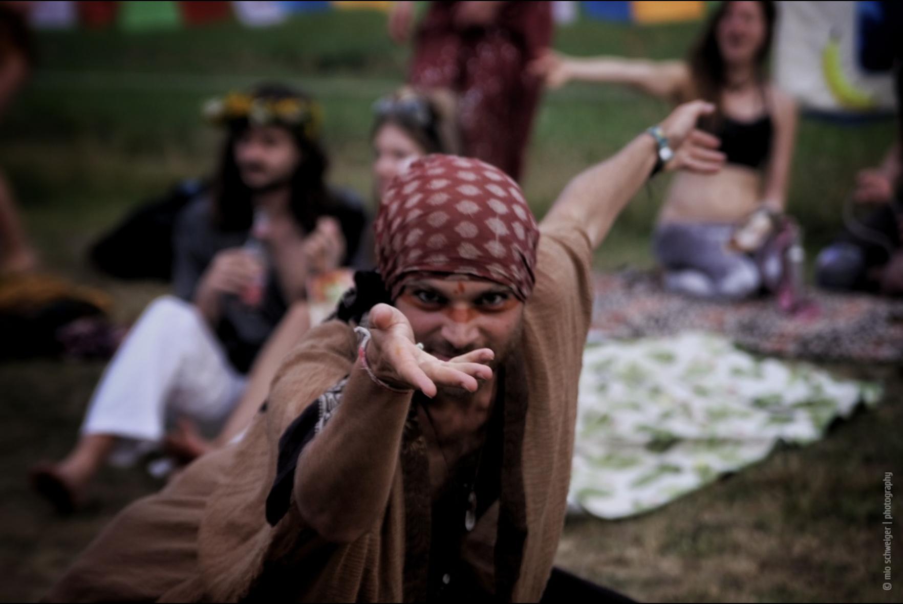 Blue Monkey Conscious Clubs & Festivals
