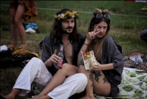 Blue Monkey Festival Weekend Abundance Ticket